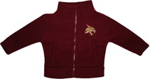 Texas State Bobcats Polar Fleece Zipper Jacket