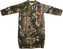 "Valparaiso Crusaders Realtree Camo ""Convertible"" Gown (Snaps into Romper)"