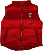 Alabama Big Al Puffy Vest