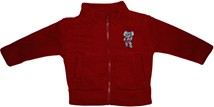 Alabama Big Al Polar Fleece Zipper Jacket
