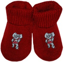 Alabama Big Al Gift Box Baby Bootie