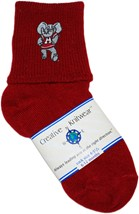 Alabama Big Al Anklet Socks