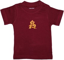 Arizona State Interlocking AS Short Sleeve T-Shirt