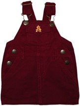 Arizona State Interlocking AS Jumper Dress
