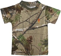 Arizona State Sun Devils Realtree Camo Short Sleeve T-Shirt
