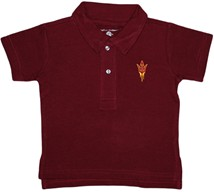 Arizona State Sun Devils Infant Toddler Polo Shirt