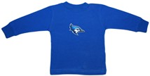 Creighton Bluejay Head Long Sleeve T-Shirt