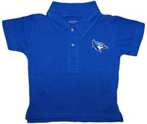 Creighton Bluejay Head Infant Toddler Polo Shirt