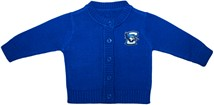 Creighton Bluejays Cardigan Sweater