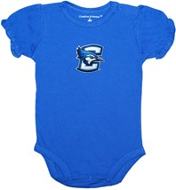 Creighton Bluejays Puff Sleeve Bodysuit