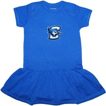 Creighton Bluejays Picot Bodysuit Dress
