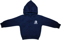 UConn Huskies Youth Mark Snap Hooded Jacket