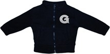Georgetown Hoyas Polar Fleece Zipper Jacket