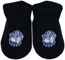 Georgetown Hoyas Jack Gift Box Baby Bootie