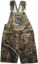 Georgetown Hoyas Youth Jack Realtree Camo Long Leg Overall