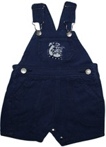 Georgetown Hoyas Youth Jack Short Leg Overalls
