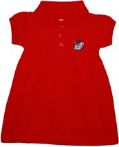 Georgia Bulldogs Head Polo Dress