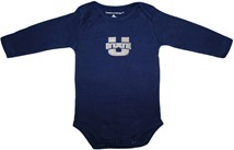 Utah State Aggies Long Sleeve Bodysuit