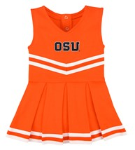 Oregon State Beavers Block OSU Cheerleader Bodysuit Dress