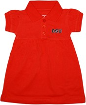 Oregon State Beavers Block OSU Polo Dress