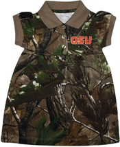 Oregon State Beavers Block OSU Realtree Camo Polo Dress
