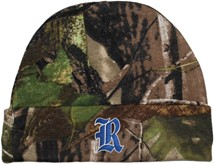 Rice Owls Newborn Realtree Camo Knit Cap