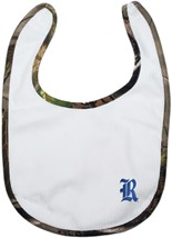 Rice Owls Realtree Camo Newborn Bib