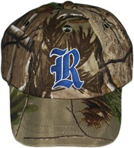 Rice Owls Realtree Camo Baseball Cap