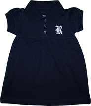 Rice Owls Polo Dress w/Bloomer