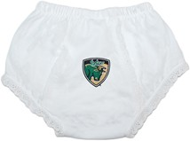 South Florida Bulls Shield Baby Eyelet Panty