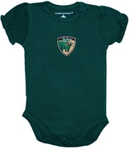 South Florida Bulls Shield Puff Sleeve Bodysuit