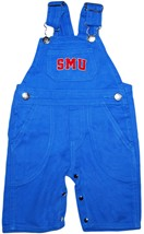 SMU Mustangs Word Mark Long Leg Overalls