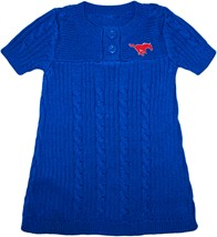 SMU Mustangs Sweater Dress