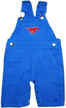 SMU Mustangs Long Leg Overalls