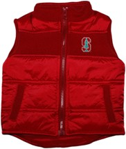 Stanford Cardinal Puffy Vest