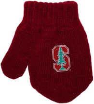 Stanford Cardinal Acrylic/Spandex Mitten