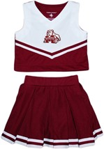 Official Mississippi State Bulldog Mark 2-Piece Cheerleader Dress