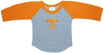 Tennessee Volunteers Baseball Shirt