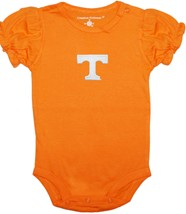 Tennessee Volunteers Puff Sleeve Bodysuit