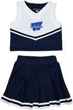 "Official Washburn Ichabods ""W"" Mark 2-Piece Cheerleader Dress"