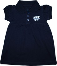 "Washburn Ichabods ""W"" Mark Polo Dress w/Bloomer"