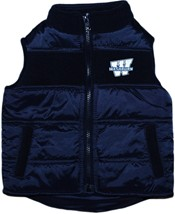 "Washburn Ichabods ""W"" Mark Puffy Vest"