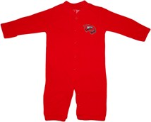 "Western Kentucky Hilltoppers ""Convertible"" Gown (Snaps into Romper)"