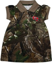 Western Kentucky Hilltoppers Realtree Camo Polo Dress
