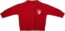 Indiana Hoosiers Cardigan Sweater
