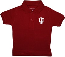 Indiana Hoosiers Infant Toddler Polo Shirt