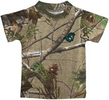Castleton State College Spartans Realtree Camo Short Sleeve T-Shirt