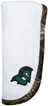 Castleton State College Spartans Realtree Camo Baby Blanket