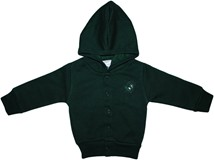 Castleton State College Spartans Snap Hooded Jacket