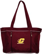 Central Michigan Chippewas Baby Diaper Bag